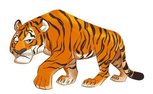 Shio Togel Harimau